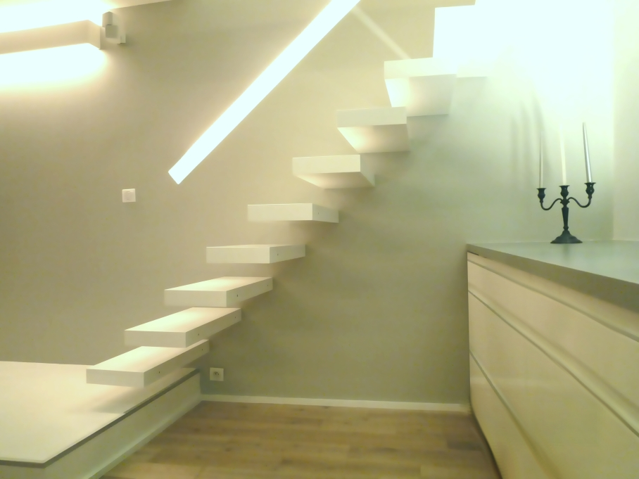 Escalier Design Contemporain